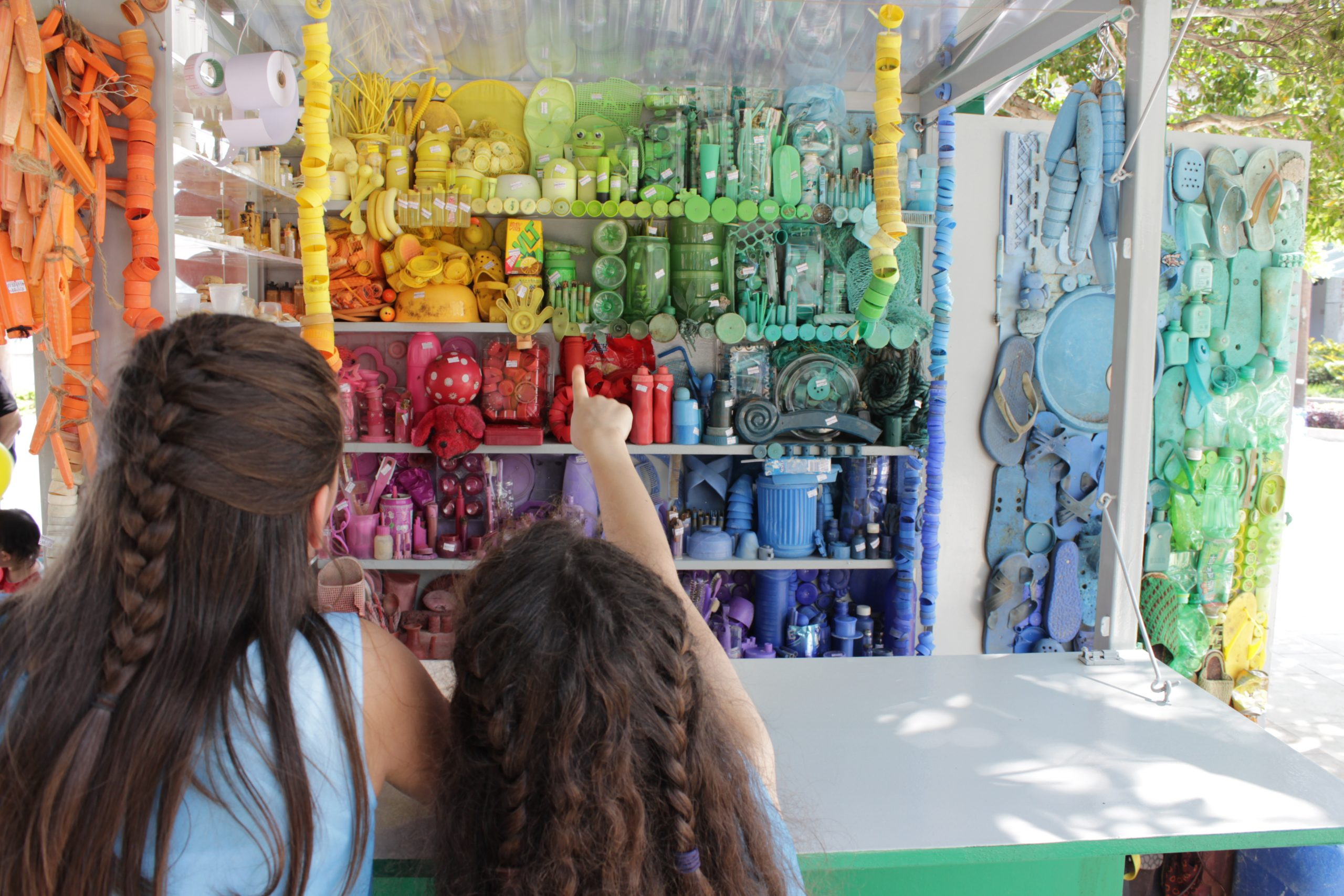 lost'n'found-liinaklauss-stall visitors-2014